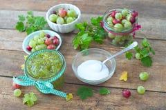 gooseberries image stock