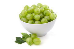 Gooseberries Stock Photos