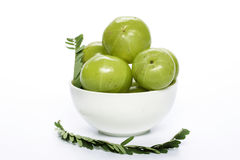 Gooseberries Stock Images