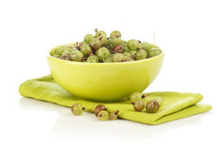 Gooseberry background Royalty Free Stock Photography