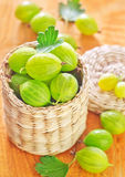 Gooseberry Stock Photo