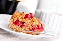 Gooseberry cake Stock Photos