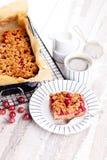 Gooseberry cake Royalty Free Stock Image