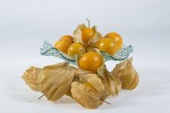 Gooseberry de cabo (physalis) Fotografia de Stock