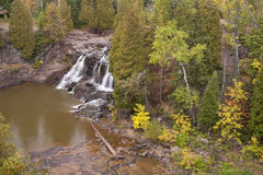 Gooseberry Falls Autumn Royalty Free Stock Photo