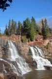 Gooseberry Falls. In Minnesota, USA Stock Photo