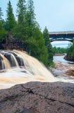 Gooseberry Falls Royalty Free Stock Photo