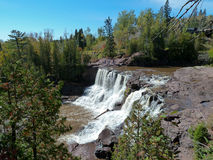Gooseberry Falls Royalty Free Stock Image