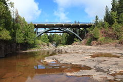 Gooseberry Falls State Park Stock Images