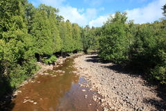 Gooseberry Falls State Park Royalty Free Stock Photography