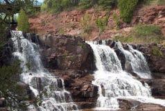 Gooseberry Falls Royalty Free Stock Image