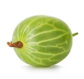 Gooseberry isolated on white Stock Image