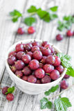 Gooseberry Royalty Free Stock Photography