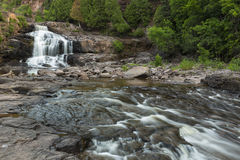 Gooseberry Lower Falls Royalty Free Stock Images