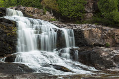 Gooseberry Lower Falls Stock Images