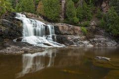 Gooseberry Lower Falls Stock Image