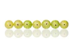 Gooseberry maduro imagens de stock royalty free