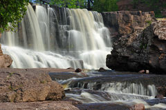 Gooseberry Middle Falls Stock Photos