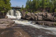 Gooseberry Middle Falls Stock Photo