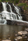 Gooseberry Middle Falls Royalty Free Stock Photography