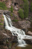 Gooseberry Middle Falls Stock Image