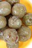 Gooseberry murabbba Stock Image