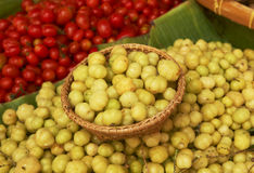 Gooseberry For Sale Stock Photo