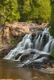 Gooseberry Upper Falls Stock Image