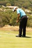 GOOSEN RETIEF PRO golfista Zdjęcia Royalty Free