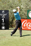 GOOSEN RETIEF PRO golfista Zdjęcie Stock