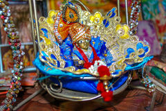 Gopal Laddu Arkivbild