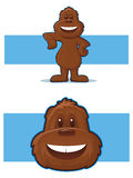 Gopher Mascot Cartoon Royalty Free Stock Images