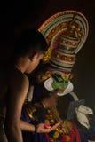 Gopi asan del artista de Kathakali Fotos de archivo