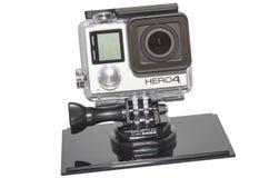 GoPro 4 库存照片
