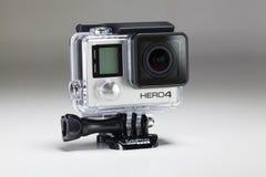 GoPro Hero 4 Black Royalty Free Stock Photography