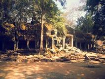 Gopura здание входа Стоковое Изображение