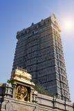 Gopura dans Mundeshwar l'Inde Kerala photo stock