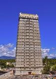 Gopura des murdeshwar Tempels stockbild