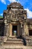 Gopura struktura w Bapuon świątyni Obraz Royalty Free