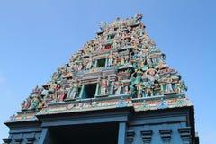 Sri Vadapathira Kaliamman świątynia Zdjęcie Stock