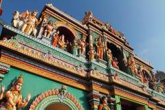 Sri Vadapathira Kaliamman Tempel lizenzfreie stockbilder