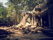 Gopuras входа Стоковое Изображение RF