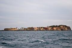 Gorée, l'isola degli schiavi Immagine Stock