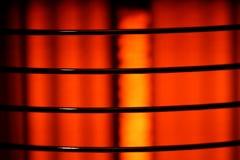 gorąca czerwień Zdjęcia Stock