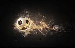 Gorąca piłka Zdjęcia Stock