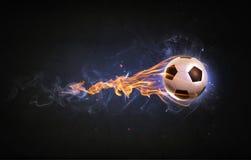 Gorąca piłka Obrazy Royalty Free