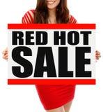 Gorąca sprzedaż Zdjęcia Royalty Free