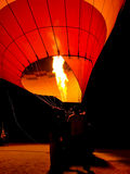 gorące powietrze ballone Zdjęcie Royalty Free