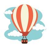 Gorące Powietrze balon ilustracji