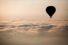 Gorące Powietrze balon w Cappadocia zdjęcia stock